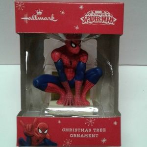 Hallmark Marvel Spider-Man Christmas Ornament